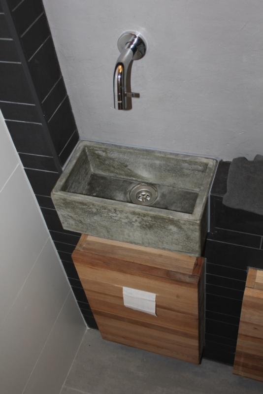 Solidus fontein maatwerk beton grijs