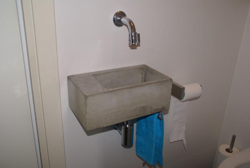 maatwerk toiletfontein van beton